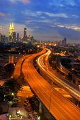 Kuala lumpur malaysia — Stock Photo