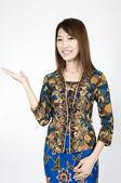 Batik — Stock Photo
