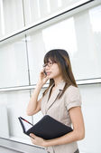 Asian business women — Stock Photo