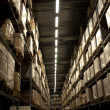 Industrial warehouse — Foto Stock