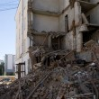 Destruction house — Stockfoto
