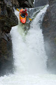 Waterfalls in Norway — Stock Photo