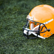 American football helmet — Stock Photo #2875520