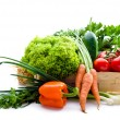 Vegetables — Stock Photo #3408482