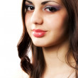 Beautiful hispanic girl — Stock Photo
