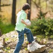 Cute kid outdoor — Stock Photo #2894548