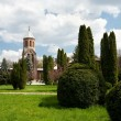 Curtea de Arges monastery - Stock Photo