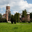 Curtea de Arges monastery - Stockfoto