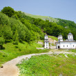 Old hermitage or abbey - Stock Photo