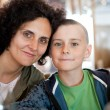 Mother and son — Stock Photo #3518983