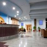 Hotel lobby — Stock Photo #3735885