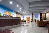 Hotelové lobby — Stock fotografie