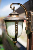 Retro lamp — Photo