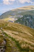 Bellissimo paesaggio alpino — Foto Stock