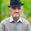 Stock Photo: Senior man outdoor