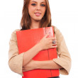 Young businesswoman — Stock Photo #3907841