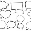 Chat Bubbles — Vector de stock #3425770