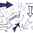 Doodle Arrows - 