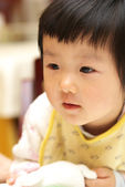 Asian baby — Stock Photo