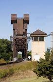 Puente del ferrocarril — Foto de Stock