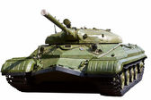 Мissile tank — Stock Photo