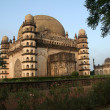 Gol Gumbaz and Masjid — Stock Photo