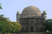 Gumbaz behind Museum — Stock Photo