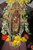Idol of Lakshmi — Stock Photo