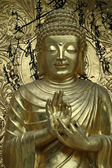 Välsignelse buddha — Stockfoto