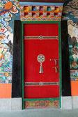 Colourful Door — Stock Photo