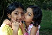 Loving Sister — Stock Photo