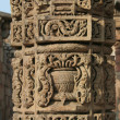 Pillar Carving — Foto de Stock