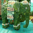 Leafy Elephant — Stock Photo