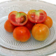 Slices of Tomato — Stock Photo #3866498
