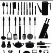 Royalty-Free Stock Vector: Kitchen Accessories