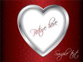 Valentine kort 9 — Stockvektor