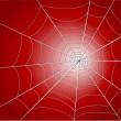 Royalty-Free Stock Vector Image: Spider wed