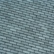 Slate roof shingles background — Stock Photo