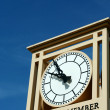 Stock Photo: Time to remember clock