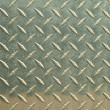 Aluminum diamondplate background — Stock Photo #3492765