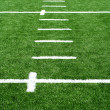 Astro turf football field — Stock Photo #3922635