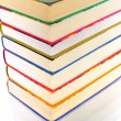 Pyramid of books — Foto Stock #2979853