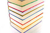 Pyramid of books — Stock Photo