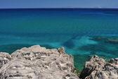 Djupa blå havet — Stockfoto