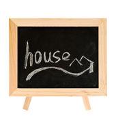 Casa — Foto de Stock