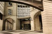 Modern building exterior — Stock Photo