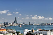 Kaohsiung cityscape — Stock Photo