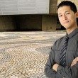 Photo: Young Asibusinessman