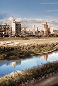 町の風景 — ストック写真