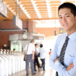 Business man of Asian — Stock Photo